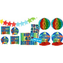 A Year To Celebrate Custom Room Decorating Kit 10pc