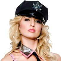 Cuff Me Police Hat