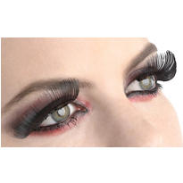 Full Black False Eyelashes