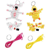 Easter Bead Pet Activity Set 2ct