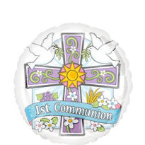 Joyous Celebration Communion Balloon
