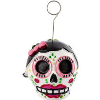 Day of the Dead Female Balloon Weight 6oz