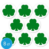 Shamrock Coasters 8ct