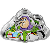 Buzz Lightyear Cake Pan 13in