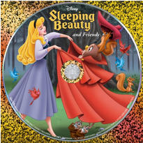 Sleeping Beauty & Friends CD