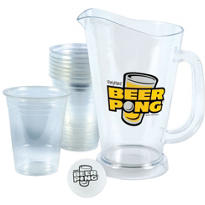 Beer Pong Pitcher Game