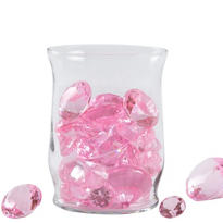 Light Pink Diamond Scatters 8 1/2oz