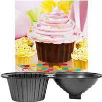 Large Cupcake Pan 15in