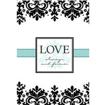 Always & Forever Wedding Invitations 8ct