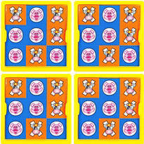 Old McDonald Tic Tac Toe Games