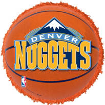 Denver Nuggets Pinata 18in