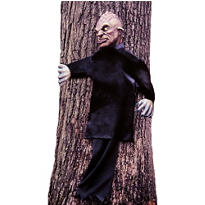 Peeping Zombie Tree Hugger 55in