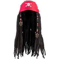 Pirate Bandana with Dreads