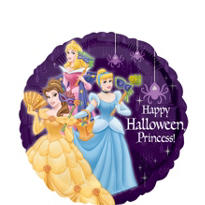 Foil Disney Princess Halloween Balloon 18in