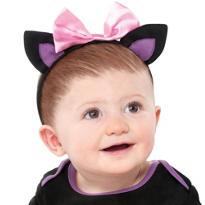 Baby Itty Bitty Kitty Headband - Cat