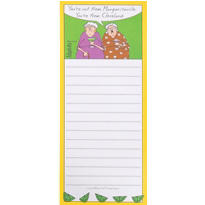 Not From Margaritaville Magnetic Notepad