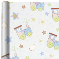 Carter's Boy Gift Wrap 5ft