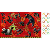 Kung Fu Panda 2 Party Game