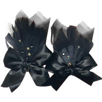 Black Swan Shoe Clips