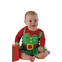 Baby Elf One Piece Tutu