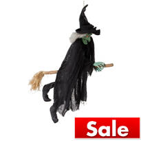 Light-Up Hanging Sonic Witch 3 1/2ft