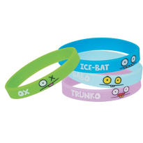 Uglydoll Wristbands 4ct