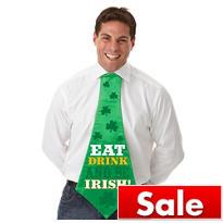 Jumbo St. Patrick's Day Tie