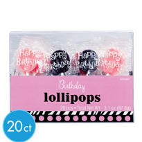 Another Year of Fabulous Lollipops 20ct
