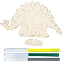 Stand Up Dino Craft Kit