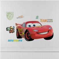 Cars Lightning McQueen Wall Decals