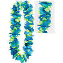 Cool Tropical Flower Lei