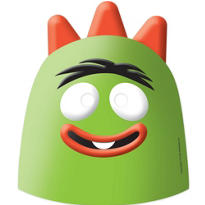 Yo Gabba Gabba! Mask 8in