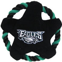 Philadelphia Eagles NFL Star Rope Disk