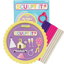 Sculpt It Bridal Shower Game