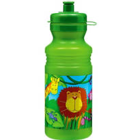 Jungle Animals Water Bottle 18oz
