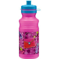 Glitzy Girl Water Bottle 18oz