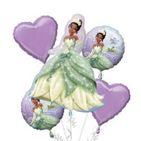 Princess and the Frog Bouquet