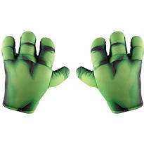 Child Soft Hulk Hands