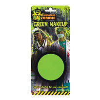 Biohazard Green Zombie Makeup 1oz