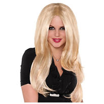 Sun-Kissed Blonde Wig