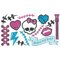 Monster High Body Jewelry Pack