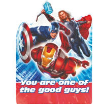 Avengers Thank You Notes 8ct
