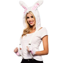 Sassy Bunny Costume Kit