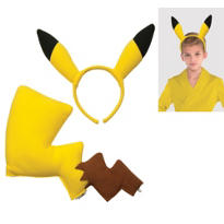 Pikachu Costume Kit