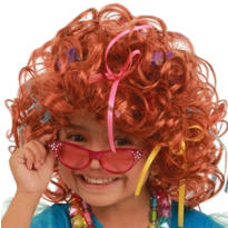 Child Frilly Lilly Wig