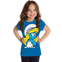 Child Smurfette T-Shirt