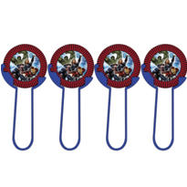 Avengers Disk Launchers 4ct