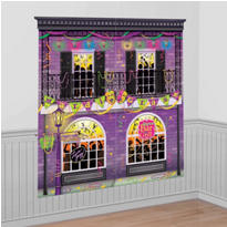 Mardi Gras Scene Setters 65in 2pc