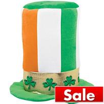 Irish Flag Stovepipe Hat