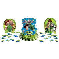 Green Toy Story Centerpiece Kit 23pc